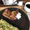 ベジカフェで新月朝食会