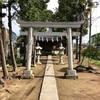 樋堀にある白山神社の本殿は氏子に担がれて運ばれた‼