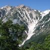 白馬岳~①白馬大雪渓ルートを雪が多い7月に登ってライチョウと高山植物を楽しんだ