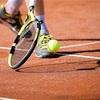 各スポーツの文化。テニスラケットの破壊