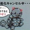 【ポケモン初代1匹だけプレイ日記その2】ハナダジムリーダー攻略のカギは『進化キャンセル』と『かみつき亀』