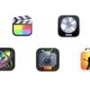 Apple プロ向けアプリを一斉アップデート Apple Siliconに対応 Final Cut X/Logic Pro Xなど