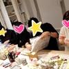 【体験レッスン♪】お友達4人で!プリザとポーセラーツを体験