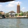バンコク旅行記 #3 チャオプラヤ川/ワット・ポー観光