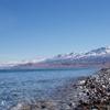 キルギスのイシククル湖でユルタ(ゲル)キャンプ!
