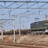 第782列車 「 トワ釜牽引のレール配給列車を狙う 」