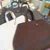 刺子のバッグ