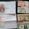 世界一周クルーズの準備(1-22)4種の外貨を用意