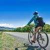 ドイツの道で自転車に怯える!