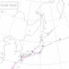 台風5号が鹿児島県西部に上陸