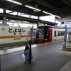 JRの駅に名鉄電車? ちょっと不思議な豊橋駅 JR東海 完乗の旅 1日目⑦