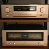 Accuphase P-4500 10時間エージング後の評価 好みの音質傾向です