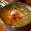冷麺「焼肉ぎゅうぎゅう」(仙川)【 7 杯目 】