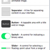 WatchKitのstoryboardでApple Watchの画面を作ってみた