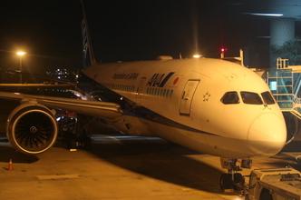 金浦空港アシアナラウンジとANA868便(金浦20:10→羽田22:15)搭乗記