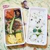 クマのセクシー弁当第2弾/My Homemade Lunchbox/ข้าวกล่องเบนโตะที่ทำเอง