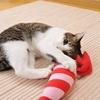 またたび入りで猫ちゃんも夢中!人気のおもちゃペティオ (Petio) のけりぐるみ エビ