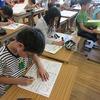 5年生:平洲先生についてまとめる