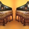 6本の手、30本の指が織りなす、美しい音のタペストリー!バッハ『3台のチェンバロのための協奏曲 ニ短調 BWV1063 & ハ長調 BWV1064』