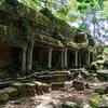 【カンボジア旅行記】ガジュマルが遺跡を飲み込む!森の中の遺跡タ・プローム。2日目第3章【2018.6.10】