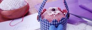【年金暮らしの手芸生活】ミニバスケットやニーナのドレス作りで気分転換。