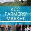 土曜の朝は早起きしてKCCファーマーズマーケットへ!