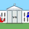 大統領選挙をモチーフにしたボードゲーム「Campaign Trail(選挙遊説)」の再販に関するクラウドファンディング!