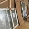 工事進捗 壁と屋根の断熱材施工