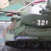 元アルコール依存症のオジサンが作る タミヤ T-34/85「なんちゃってRUDY号」制作②