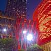 武漢でシルクドソレイユのようなショー(汉秀剧场)を見た