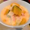 【1食69円】無水かぼちゃ白菜ミルクスープの簡単レシピ
