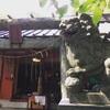 明日は浅川金比羅神社さま  秋の大祭🍁