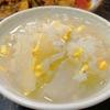 痩せる【1食47円】もち麦ご飯deエビ大根雑炊の作り方