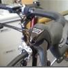 (自転車)STIレバー再交換
