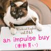 【週末英語#243】英語で衝動買いは「an impulse buy」