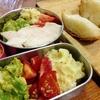 自家製サラダチキンdeサンドイッチ弁当レシピ【野菜たっぷりヘルシー】