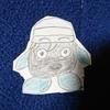 ビン太とある悪キャラの紙人形を作成!