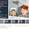 【新作無料アセット】1枚の顔写真を使いリアルな頭部3Dモデルを5秒程度で自動作成!表情のブレンドシェイプや45種類のヘアスタイルで自由にカスタマイズできるアバター作成ツール! 実写系VTuberなどに「Avatar Maker Free - 3D avatar from a single selfie」