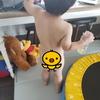 いつの間にか全裸になってしまう息子・・・
