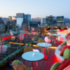 ソウルの穴場ループトップバーはココ!素敵な夜は「イビススタイルズアンバサダーソウル明洞」ホテルの最上階で!