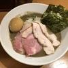 亀戸煮干中華蕎麦 つきひ@亀戸の特製濃厚蕎麦