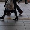 歩行に重要なのは床反力からの感覚入力です