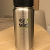 職場用の水筒を探している人にはこれ!Klean Kanteen(クリーンカンティーン) ワイドインスレート 16oz