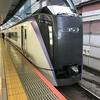 【東京発 かいじ 乗車記】東京発の中央線特急に乗ってみた(東京⇒八王子)
