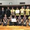 大貴選手(藤ミレミアム)の、大阪市長杯卓球大会