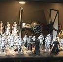 まなーきんのStar Wars部屋