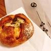 【パンもぐもぐ】coron(コロン)のゆりねのコンプレとクロワッサンと山中牛乳クリームパン