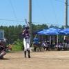 7月31日 第13回秋田県小学生野球大会