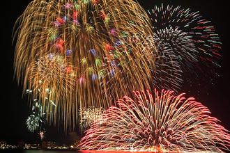 【7/23更新!】2018年7〜9月開催!石川県の花火大会まとめ