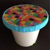 0歳児の手作りおもちゃ 〜100均グッズの植木鉢で簡単!!誰でも作れちゃう『太鼓』♪〜
